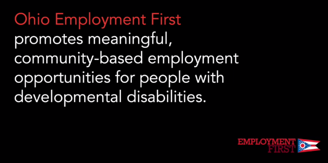 Link to Employment First Video