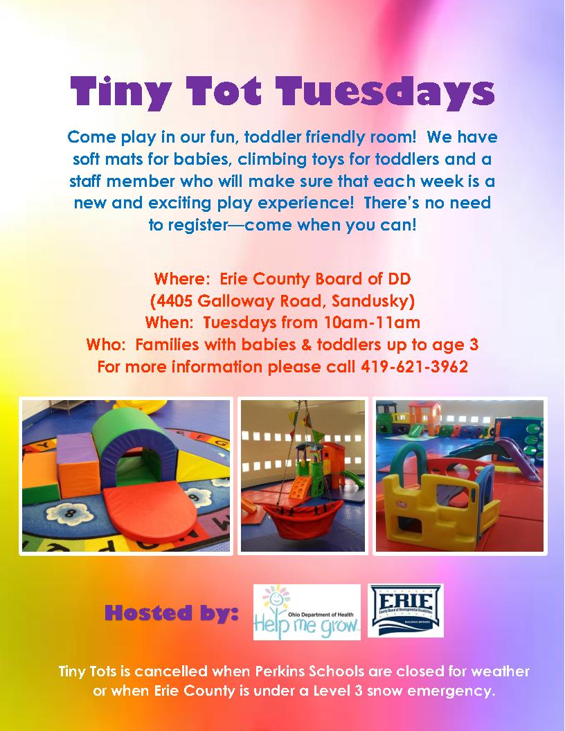Tiny Tots Tuesdays