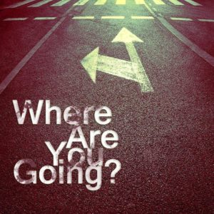 Where are you going graphic