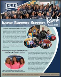 Community Newsletter Summer 2019